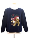 Womens Dog-gonnit Ugly Christmas Sweatshirt
