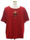 Unisex Ugly Christmas Sweater Shirt