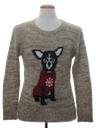 Unisex Dog-gonnit Ugly Christmas Sweater