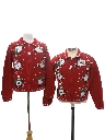 Womens or Girls Matching pair of Ugly Christmas Sweater