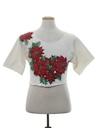 Womens White Trash Ugly Christmas Sweatshirt