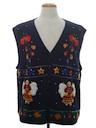 Unisex Ugly Christmas Sweater Vest