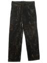 Mens Jeans-Cut Camouflage Camo Pants