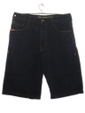 Mens Skateboard Denim Shorts