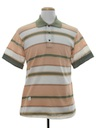 Mens Polo Knit Shirt