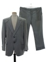 Mens Johnny Carson Suit