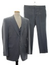 Mens Three Piece Disco Suit