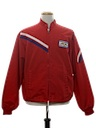 Mens Mod Flight Racing Jacket