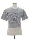 Mens Cropped Sport T-Shirt