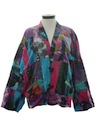 Womens Wicked 90s Hippie Jacket