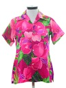 Womens Mod Hawaiian Shirt