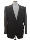 Mens Designer Wool Blazer Sport Coat Jacket