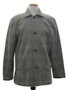 Mens Car Coat FIeld Jacket