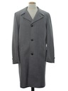 Mens Trench Rain Overcoat Jacket