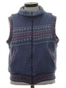 Womens Totally 80s Reversible Ski Vest