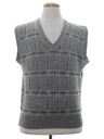 Mens Pullover Sweater Vest