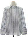 Mens French Cuff Shirt