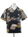 Mens Totally 80s Pullover Hawaiian Shirt