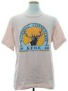 Unisex Animal Print T-Shirt