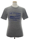 Unisex Sports Junior Olympics T-Shirt