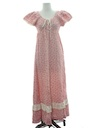 Womens/Girls Hippie Dress