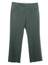 Mens Flared Leisure Style Golf Pants