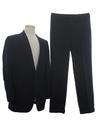 Mens 50s Suit