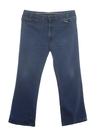 Mens Flared Jeans Pants