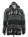 Mens Hippie Sweater