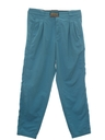 Mens Totally 80s Solid Baggy Pants