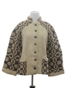 Womens Wool Hippie Jacket