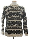 Mens Wool Hippie Sweater
