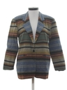 Womens Totally 80s Blazer Jacket