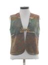 Womens Hippie Style Vest