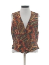 Womens Southwestern Style Hippie Vest