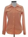 Womens Leisure Shirt Jacket
