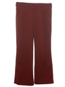 Womens Western Style Bellbottom Pants