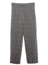 Womens Mod Knit Pants