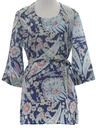 Womens Hippie Micro Mini Dress