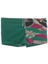 Mens Totally 80s Print Swim Short Shorts