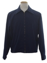 Mens Gabardine Zip Jacket