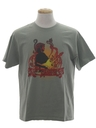 Mens Music/Band T-shirt