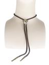 Mens Accessories - Bolo Necktie