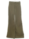 Unisex Hippie Bellbottom Pants