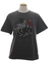 Unisex Bomber T-Shirt