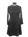 Womens Prom Or Cocktail Knit Dress