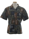 Mens Totally 80s Hawaiian Shirt