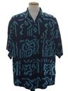 Mens Graphic Print Shirt