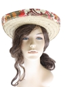 Unisex Accessories - Straw Hat