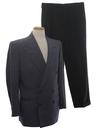Mens Combo 40s Suit